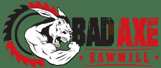 Bad Axe Sawmill Logo
